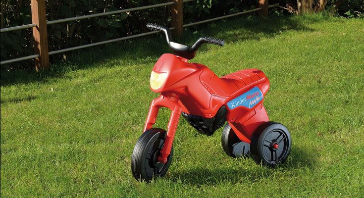 Kinder-Motorrad von Louis