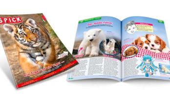 Spick - das schlaue Schülermagazin zum Sammeln