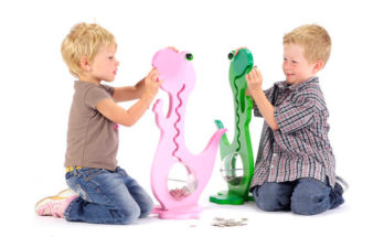 BigBellyBank Spardose für Kinder