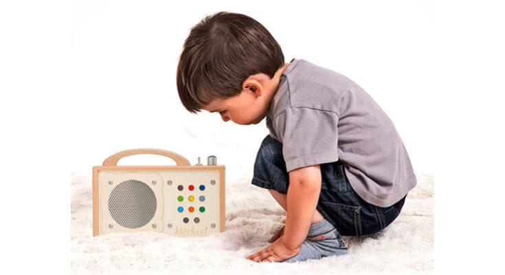 Hörbert MP3 Player für Kinder