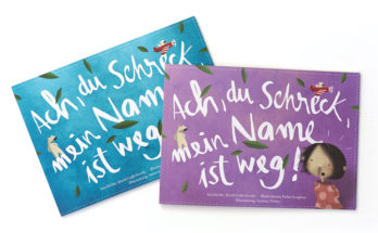 Lost My Name Personalisierte Kinderbücher